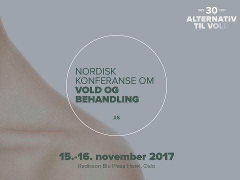 Les saken: Påmelding til 6. nordiske konferanse om vold og behandling har åpnet