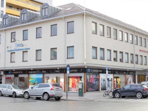 Les saken: Bodø